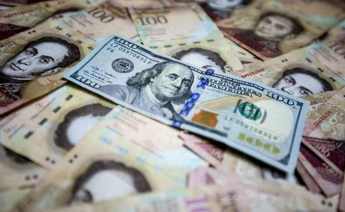 ¡MÁS DEVALUACIÓN! Dólar Dicom para personas naturales pasó de Bs. 9.101 a Bs. 11.401 en una semana