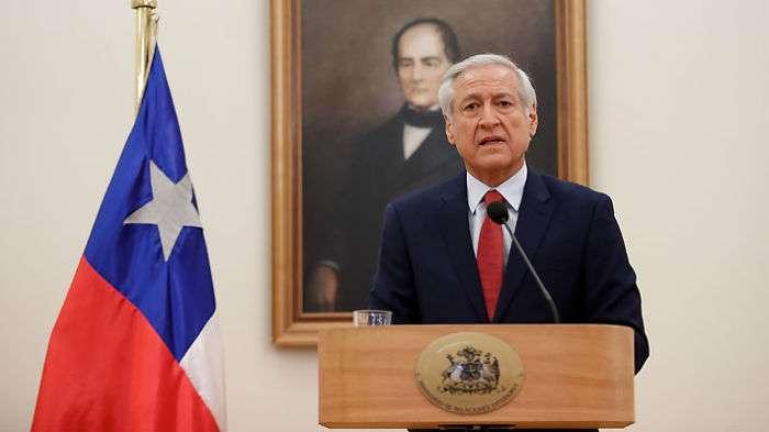 Canciller Muñoz confirma que Gobierno dio asilo político a cinco magistrados venezolanos