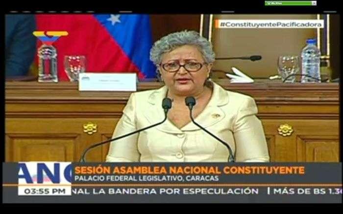 Poder Electoral se subordinó a la Asamblea Nacional Constituyente