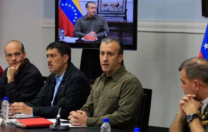 Consejo de Ministros se solidarizó con el presidente Maduro