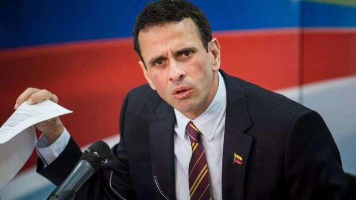 Henrique Capriles: Todavía faltan otros presos políticos que siendo inocentes siguen secuestrados por el régimen
