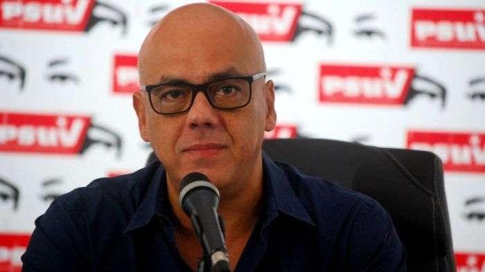 Denuncias de fraude electoral buscan generar más violencia, aseguró Jorge Rodríguez