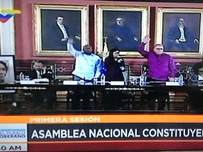 ANC arrancó cumpliendo con garantía de paz de los venezolanos — Angelo Rivas