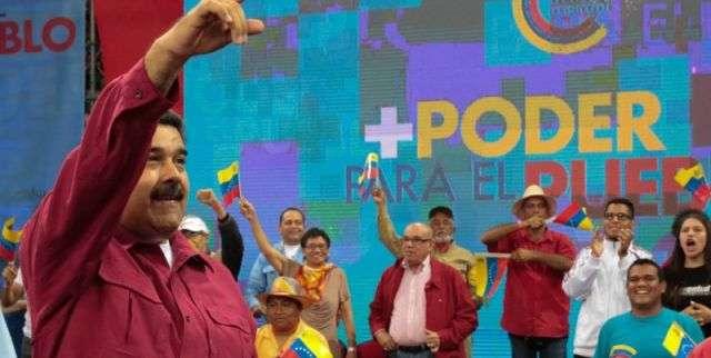 Nicolás Maduro anunció que Asamblea Constituyente se instalará el viernes