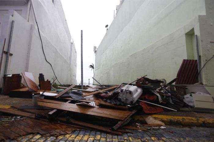 Advierten inundaciones en Puerto Rico por represa afectada tras María
