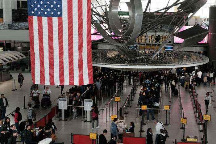 Estados Unidos le prohíbe la entrada a ciudadanos de Venezuela