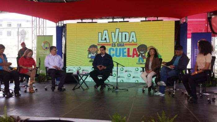 Evo Morales arremetió contra EEUU y Almagro por su posición sobre Venezuela