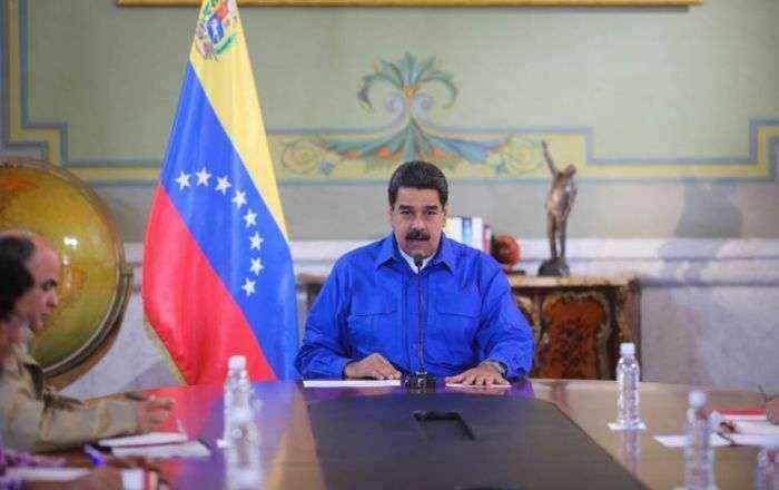Maduro hay un cronograma electoral 2017 2018 acordado con for Presidente mesa electoral