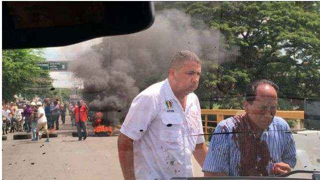 Ramos Allup denunció que candidato por Apure fue herido por presuntos colectivos