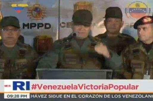 Padrino López: Sólo han ocurrido 26 delitos electorales