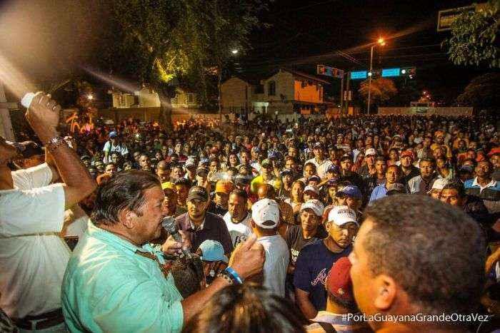 CNE adjudicó ganador en Bolívar a Justo Noguera Pietri por 1.471 votos de diferencia