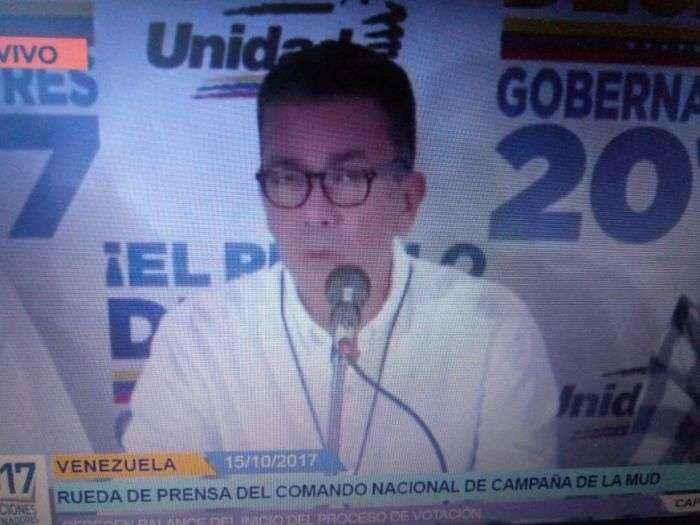 Andrés Velásquez:
