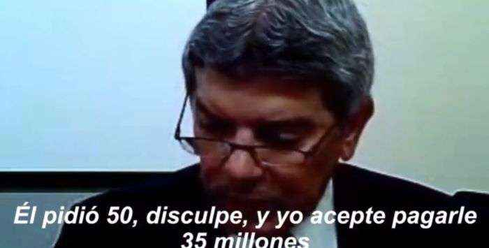 Jefe Odebrecht revela que dio $50 millones para campaña de Maduro