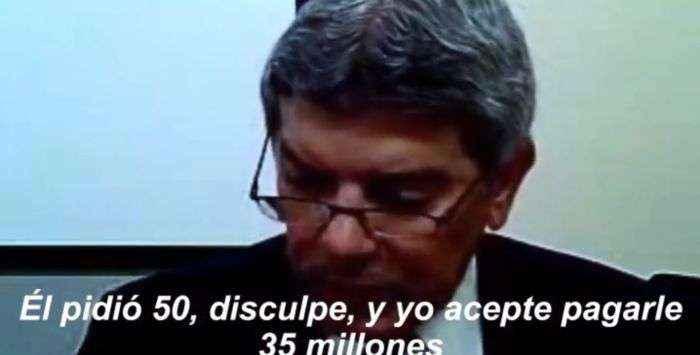 Expresidente de Odebrecht Venezuela dijo que aportó a la campaña de Maduro