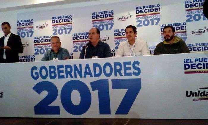 Votar hoy es ganar, créanme que es ganar — Julio Borges