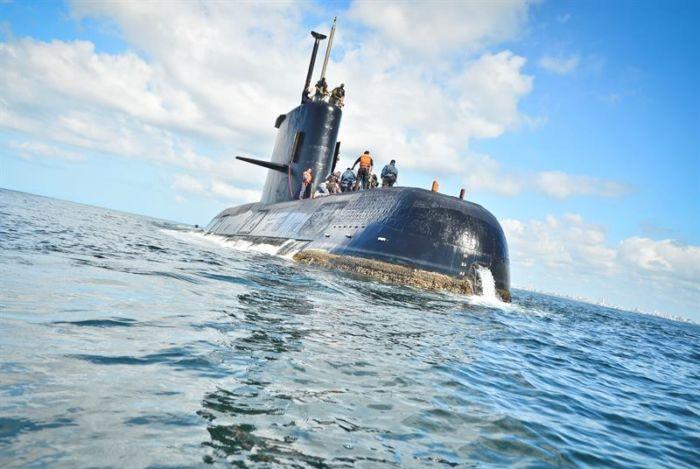 Hasta la NASA busca al submarino desaparecido en Argentina