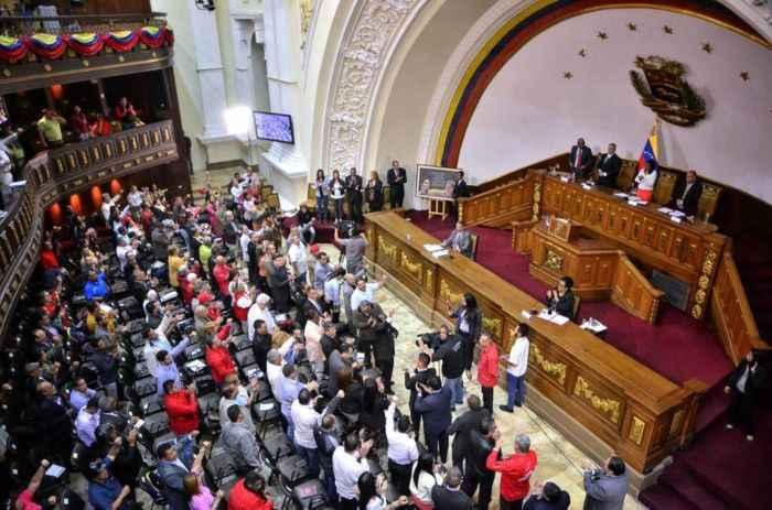Parlamento venezolano declara nula decisión de retirar inmunidad a su vicepresidente