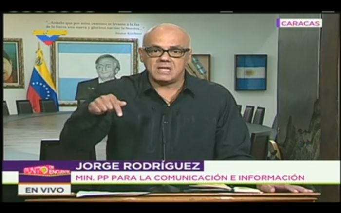 Venezuela inició el refinanciamiento de la deuda — Rodríguez