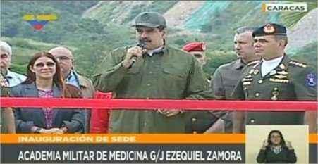 Nicolás Maduro exhorta a fortalecer unión cívico-militar en Venezuela