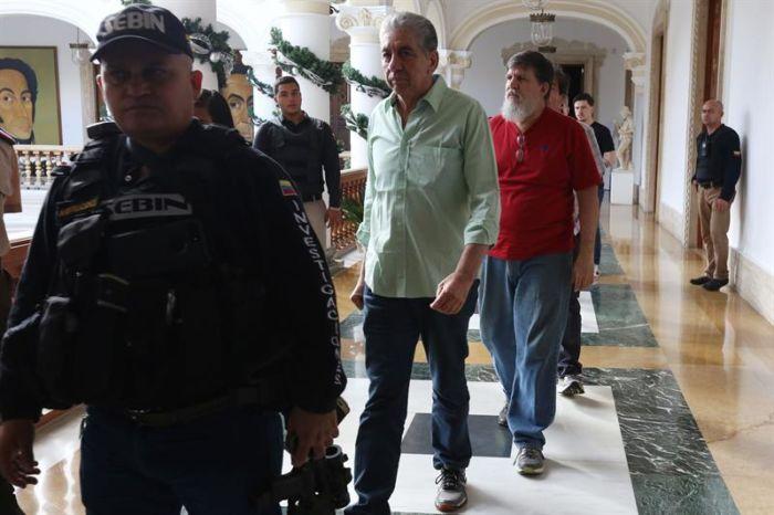 Zapatero: Liberación de detenidos es un paso importante para acuerdo nacional