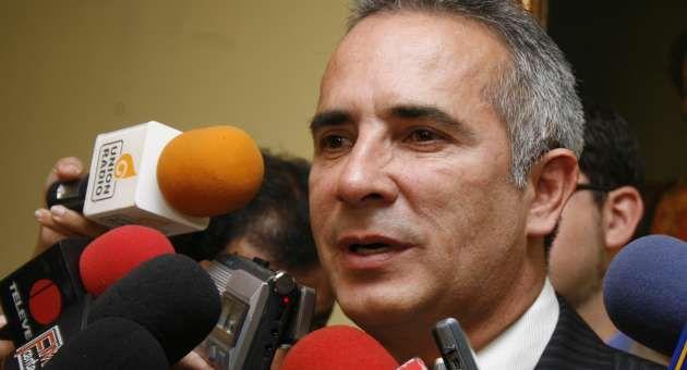 Bernal: Dos mil 200 toneladas de pernil se encuentran retenidas en Colombia