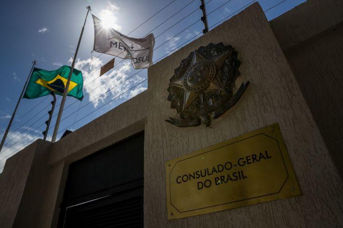 Brasilero acusado de