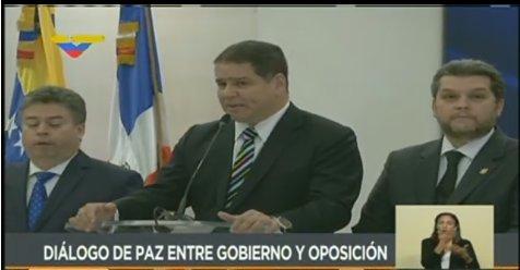 Queremos un acuerdo que se pueda cumplir y sea verificable — Luis Florido