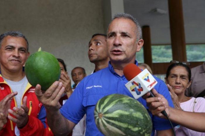 """Detienen a policías y empresarios por """"desvío"""" de alimentos en los Clap"""