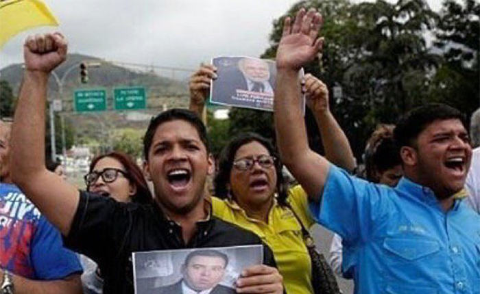 Liberados los morochos Sánchez, activistas de Primero Justicia