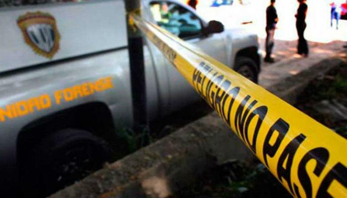 GNB asesina a joven embarazada que esperaba por un pernil #31Dic