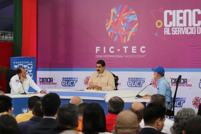Nicolás Maduro anauncia el lanzamiento de criptomoneda para Venezuela