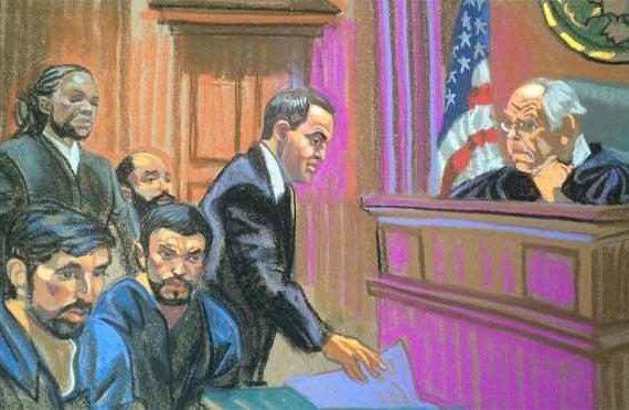 Juez federal Paul Crotty decide el destino de los sobrinos Flores este #14Dic