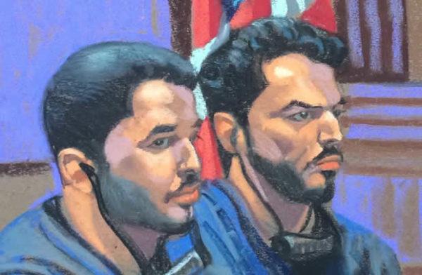 Condenan a sobrinos Flores a 18 años de prisión y a multa de 50 mil dólares