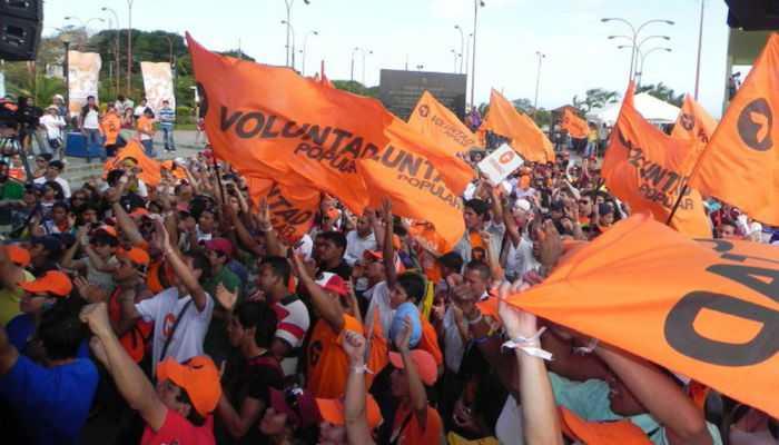 Voluntad Popular dice que no se validará ante el CNE