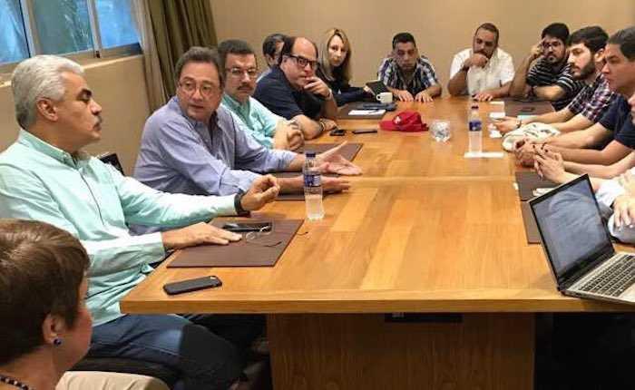 Todo listo para reinicio de diálogo venezolano — Canciller dominicano