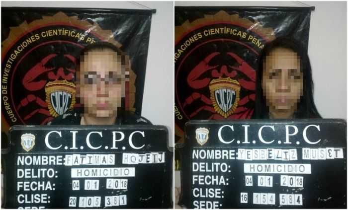 Dos mujeres pagaron Bs. 50 millones por asesinato de hombre en Anzoátegui