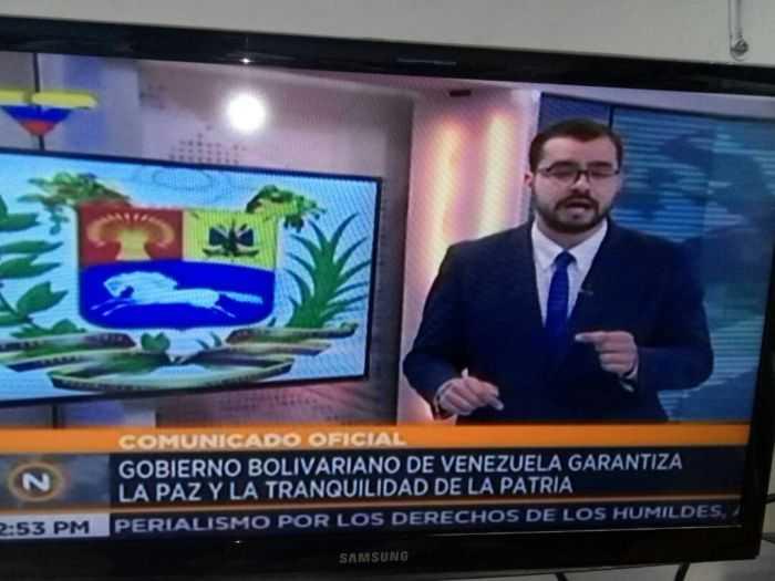 Confirma ministro de Venezuela muerte de piloto Óscar Pérez; era