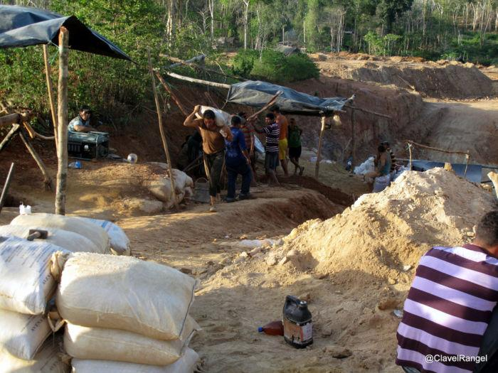 Venezuela: 18 muertos dejó incursión del Ejército en zona minera de Cicapra