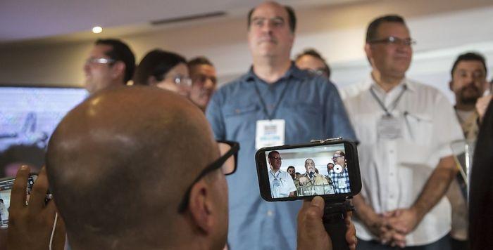Pueblo venezolano firmará Acuerdo de Convivencia