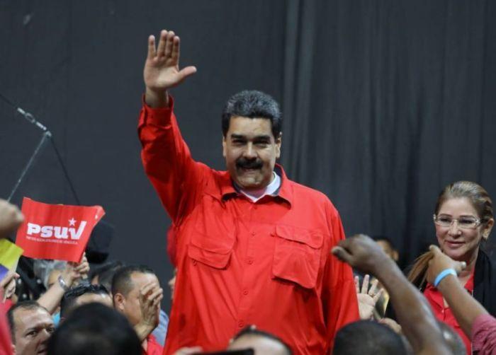 Maduro pidió al CNE ya la ANC fijar fecha de elecciones esta semana
