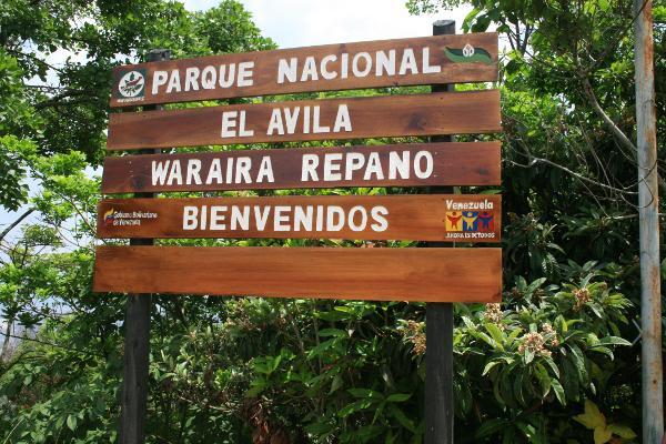 Localizados los jóvenes extraviados en el parque Warairarepano