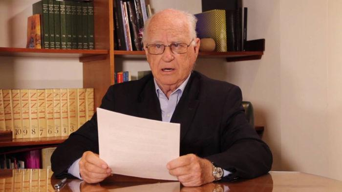Otorgan libertad plena a Enrique Aristiguieta Gramcko