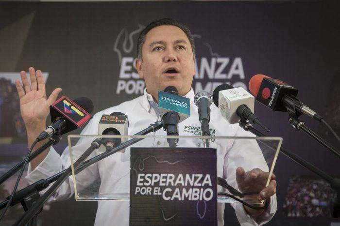 Venezuela: candidato evangélico no aprobará matrimonio igualitario