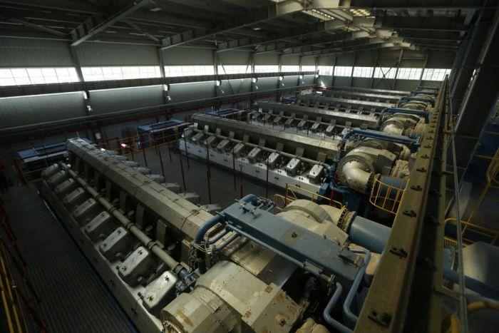 Incorporan generación termoeléctrica para estabilizar servicio eléctrico en el occidente del país