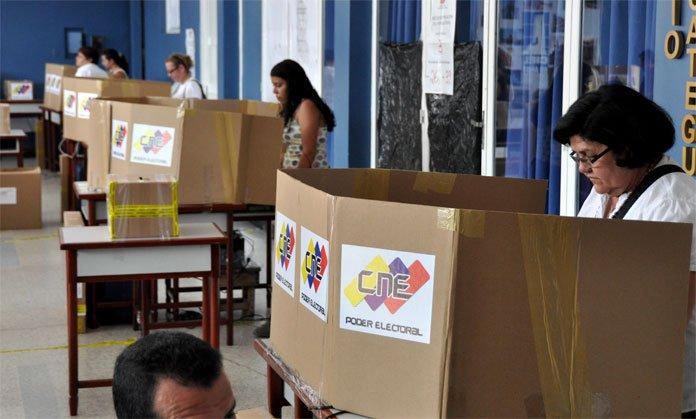 CNE aprobó normas de propaganda para la campaña electoral
