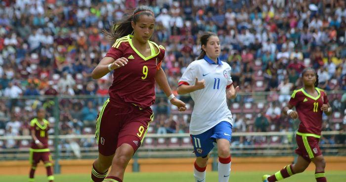 Deyna Castellanos lidera convocatoria vinotinto para Copa América Chile 2018