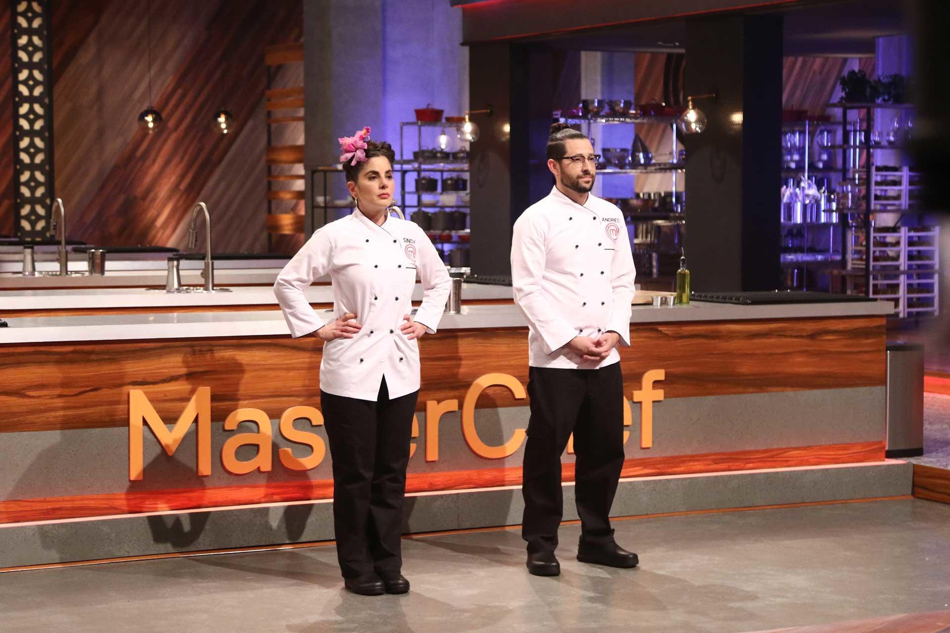 La actriz venezolana Sindy Lazo es la ganadora de Máster Chef Latino