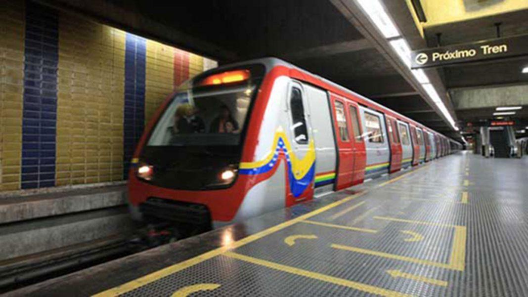 Falla-Tren-Metro de Caracas-Operadores