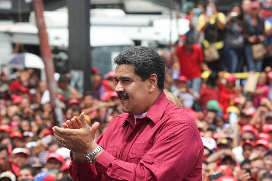 Maduro ordena intervención de la Hidrológica de Mérida