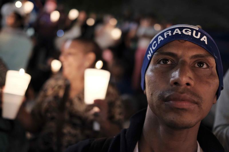 Un policía y un adolescente muertos en medio de protestas en Nicaragua